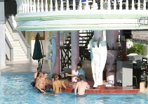 Boracay Garden Travel Packages Poolside Bar