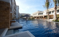 Boracay Regency Lagoon Pool travel package
